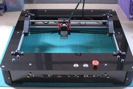 2015 Tubos verdaderos de la venta caliente para el refrigerador de Kossel mini Usado 2500mwdiy máquina de grabado láser Relieve de cuadro pequeño Box-a4 Power 210 * 300mm desde máquinas de láser usados en venta fabricantes