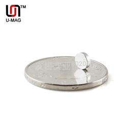 free shipping 100pcs Strong magnets disc 5x1.5mm N50 Zinc Plated Rare Earth Neodymium Magnet