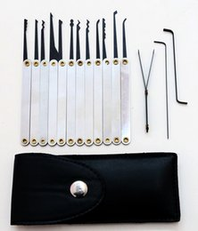 Wholesale FreeShipping Affordable Rates lock pick lock extractor tools locksmith necessary
