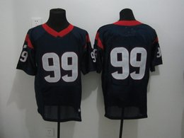 Wholesale New Houston J J Watt Jersey Texans jersey Houston football jerseys High quality stitched on size M XXXL mixed order