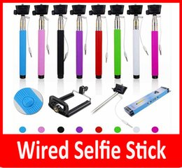 Wholesale z07 plus Handheld Self Monopod z07 s plus groove selfie stick with Bluetooth Shutter Camera Remote Controller monopods for smartphone