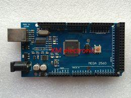 Wholesale MEGA R3 ATmega2560 R3 AVR USB board for Arduino MEGA2560 R3 NO USB CABLE CH340 chip
