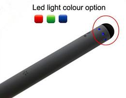 O pen vape electronic cigarette battery e touch battery for wax oil cartridge vaporizer 280mah bud touch battery