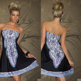 free shipping 2015 women new fashion clothing bohemian blue black khaki rose red print milk silk dress summer plus size dresses DK3006CS