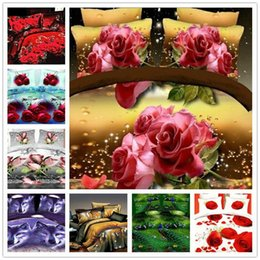 Wholesale home textile d bedding set king size roupa de cama cm cm new design bed comforter bedding set cama duvet cover
