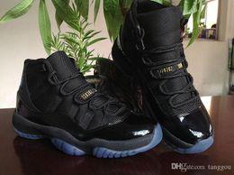 Air en cuir libre à vendre-Legend Blue Retro 11 Gamma Blue Chaussures de plein air Chaussures extérieures hommes bon marché Chaussures de sport en cuir Hommes Outdoor Livraison gratuite