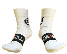 Wholesale Pairs cervelo Socks cervelo Cycling Socks With Coolmax Material