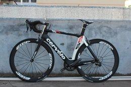 Wholesale DIY S5 full carbon fiber complete race bicycle bike cm wheel saddle group tire