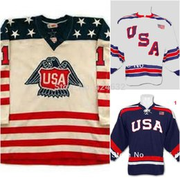 Wholesale TEAM usa hockey jersey Canada Cup Custom Any NO Name Sewn On patrick kane jersey marian hossa tj oshie jonathan quick anze kopitar