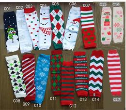30cm Baby Christmas Leg Warmer Baby Chevron Leg Warmers infant colorful leg warmer Baby socks Legging Tights Leg Warmers choosec