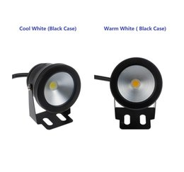 Wholesale 10W LED Off Road Headlight Fog Lamp Xenon White Integrated Cool Work Spotlight for Van RV SUV Truck Car Boat excavator Motorcycle Bike AC A