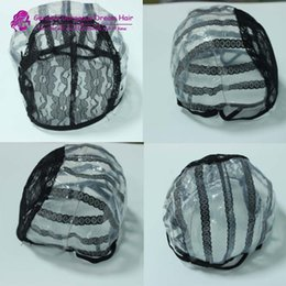 10pcs Caps For Making Wigs Medium Size With Adjustable Strap glueless lace wig caps for making wigs