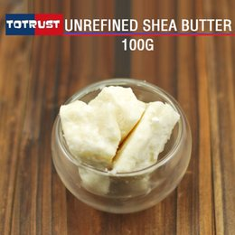 Wholesale-Unrefined Shea Butter Oil 100 g Fat Base Africa Ghana Togo New Essential Oil Shea Butter