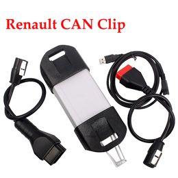 PUEDE acortar el interfaz de diagnóstico V151 V138 para Renault últimas Renault de diagnóstico herramienta multi-idiomas desde clips de renault proveedores