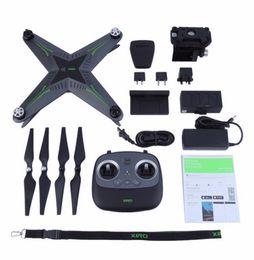 Promotion drones de caméras aériennes 2016 nouveau XIRO zéro contrôle intelligent xplorer V G version Axe drone Antenne avec1080P Full HD Camera GPS System, Gopro Hero 3
