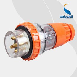 Wholesale SP P532 Power Plug IP66 Industrial Water proof Plug Aviation Industry Plug