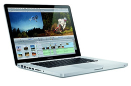Wholesale 100 Original Apple Refurbished Macbook Pro MC374 Notebook inch Intel Core P8600 Dual Core GHz GB G Laptops Mid