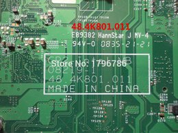 Wholesale Laptop motherboard for MBATR01001 ACER Z motherboard K801 Intel DDR2 Integrated fully test and
