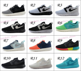Wholesale 2016 New Roshe Run HYP QS M Women Men Running Shoe Fashion Athletic London Olympic Sports Shoes Girl Boy HYPERFUSE Roshes Free Run