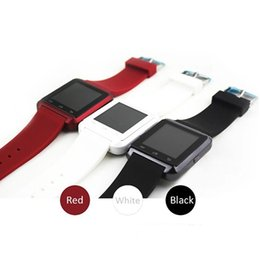 2015 Factory wholesale cheap U8 smartwatch U8 Bluetooth Smart Wrist Watch Phone Mate U Watch U8 Smartwatch