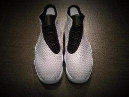 Wholesale Future Shoes Top Quality Mens Luminous Future Basketball Shoes Sport trainers color size