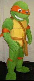 Wholesale Adult size Teenage Mutant Ninja Turtle mascot costume can be customized character mascot costume