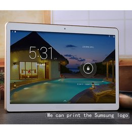 Wholesale Charge 4g - 9.6 inch Phablet Android 5.1 MTK6592 1GB 16Gb Show( 4GB 128GB ) wifi GPS bluetooth 4G phone call Octa Core tablet Pc
