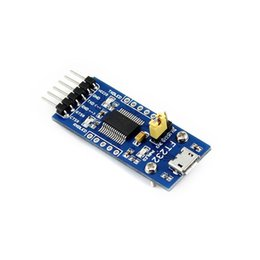 Wholesale Waveshare FT232 USB UART Board micro USB TO UART Module Original FT232RL onboard Supports Mac Linux Android WinCE Windows