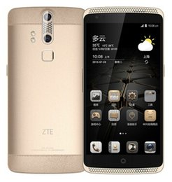 Wholesale New Original ZTE Axon Max G LTE Cell Phone Snapdragon Android quot FHD X1080 GB RAM GB ROM MP Eye ID Mah Smartphone