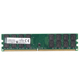 Wholesale 4GB GB PC2 DDR2 MHz pin DIMM For AMD Motherboard Desktop Memory RAMs Low Density