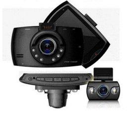 1080P 2.7 LCD Car DVR Recorder Novatek 96650 G30 96620 HDMI AV Video Dash Camera Recorder Support G-Sensor and Night vision