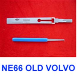 Recoge volvo en venta-herramienta del cerrajero - cerradura de LISHI viejo Volvo NE66 herramienta de la selección genuino! puerta abierta del coche herramienta de recolección de bloqueo envío libre
