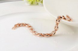 Wholesale 11 Big Sale ROXI Genuine Austrian Crystal Elegant Bracelet Rose Gold Plated hand Made Fashion Jewelry BBQ