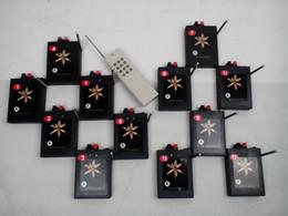 Control remoto 315 en Línea-315-433HZ 2015 Nuevos Productos interruptor de boda + Fuegos artificiales alambre disply 300m 12 Encendido electrónico de control remoto + antena del sistema de disparo de los fuegos artificiales
