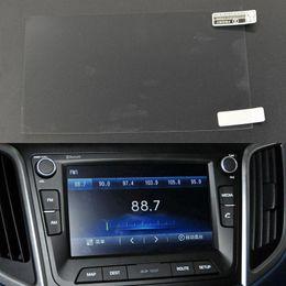 Wholesale Car Styling GPS Navigation Screen Protector Film For Hyundai Creta IX25 H Scratchproof Light Transmitting Accessories