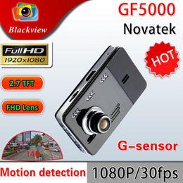 Wholesale Car DVR GF5000 Inch TFT LCD1920 P Car Camera Recorder With M JPEG Video Codec G Sensor HDMI USB