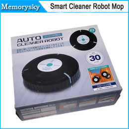 Wholesale New Random Smart Cleaner Robot Mop Automatic Dust Cleaner AUTO CLEANER ROBOT Japan sweeping robot toy automatic sweep lazy supplies