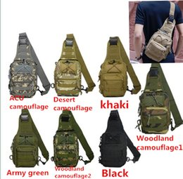 Wholesale Designer Backpacks Military Tactical One Shoulder Cool Bag Rucksack Backpacking For Adults Message Chest Bags Fancy Packs For Mens Women