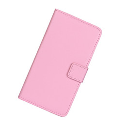 For Sony Xperia Z3 L55T Texture Genuine Wallet Leather Case Cover