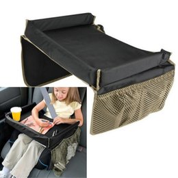 Wholesale Hot Sale New Car Child Safety Seat Play Snack Kid Baby Car Seat Safety Travel Stroller Painting Draw Tray