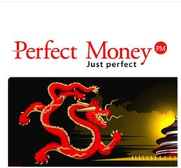 Wholesale PM Perfect Money USD trusted seller Bond50