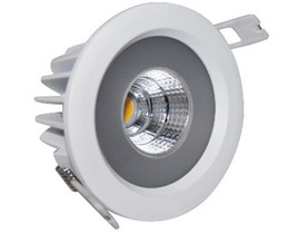 Wholesale News W High quality Waterproof IP65 COB Recessed led Ceiling down light cob downlight waterproof Led Driver AC85 V