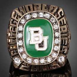 26.3g size26.8 * 30.4mm 2005 World University League Baylor University Championship rings Fans of high-end collections Rings