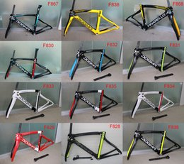 Wholesale popular selling carbon frame full carbon fiber road bike frame carbon bicycle frame set sellcervelo and complete road bike