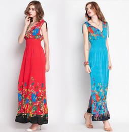 Woman Beach Dresses Prom Dress Evening Dress Sexy Beach Dresses Women Summer Boho Long Sexy Evening Party Dress Beach Chiffon Dress 6015#