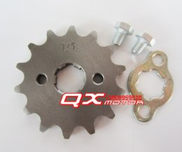 Wholesale Sport utility vehicle ATV motorcycle monkey sports car boats small sprocket holes MM dental plate pinion