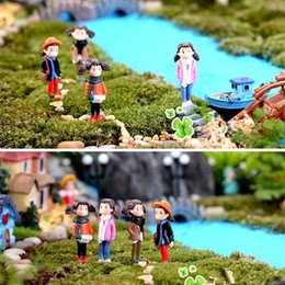 Fairy Garden Decor Miniature Friends Accessories & Hand Painted Figurines Premium Quality Kit For Outdoor or House Decor Free Shipping