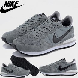 Wholesale Nike Elite China men women shoes running Internationalist new Athletic Trainers Footwear Tennis shoes run sports sneakers size E4