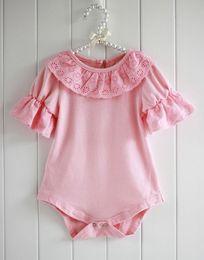 Livraison gratuite Les nouvelles filles de mamelon de triangle de 100% garnissent la robe de bébé de bébé de robe de bébé à partir de nouvelle filles vêtements fournisseurs