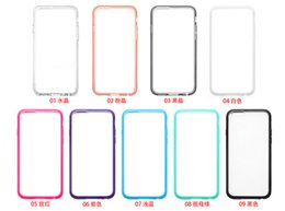 Wholesale For Samsung galaxy S7 plus edge G9350 ultra thin invisible tpu pC acrylic crystal shell sets protective sleeve Cell Phone Cases newest